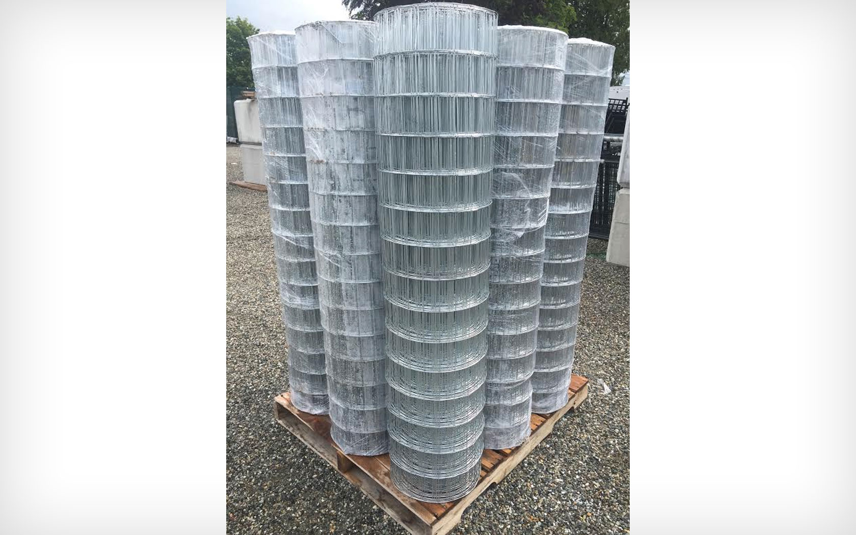 4ft Welded Mesh Utility Fence Wholesale Farm Fencing