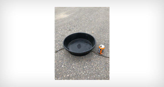 3 gallon rubber flex tub for farming and agricultural applications